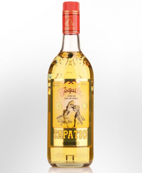 Tapatio 100% Agave Anejo Tequila (1000ml)