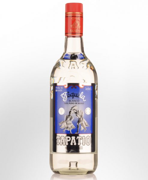 Tapatio 100% Agave Blanco Tequila (1000ml)
