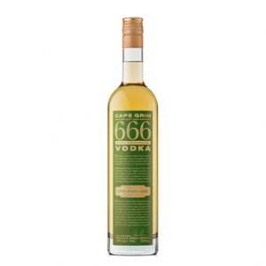 666 Lemon Myrtle Honey vodka