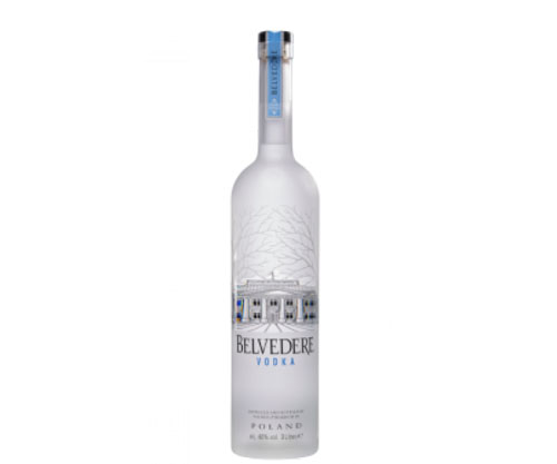 Belvedere Pure Vodka Illuminator 1.75Lt