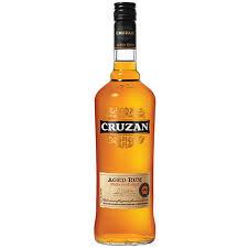 CRUZAN AGED DARK 2YO RUM