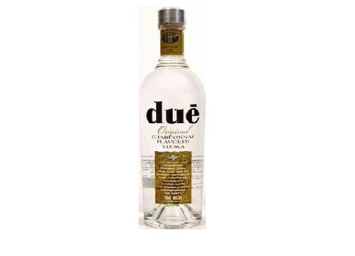 Due Chardonnay Vodka