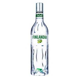 Finlandia Vodka Lime Fusion 700mL
