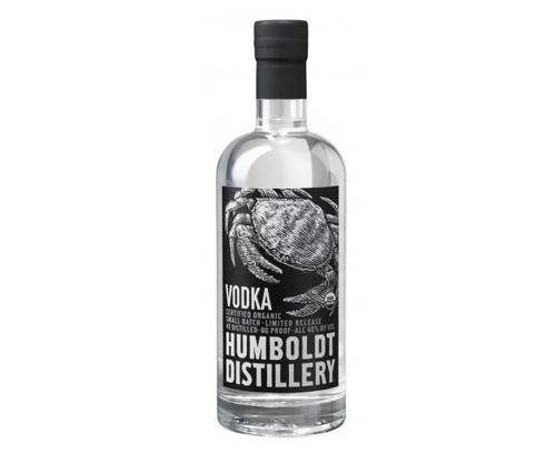 Humboldt Distillery Organic Vodka 750ml