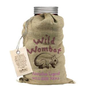 Wild Wombat Wild Berry Vodka 700ml