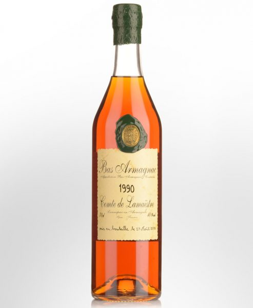 1990 Comte de Lamaestre Bas Armagnac (700ml)