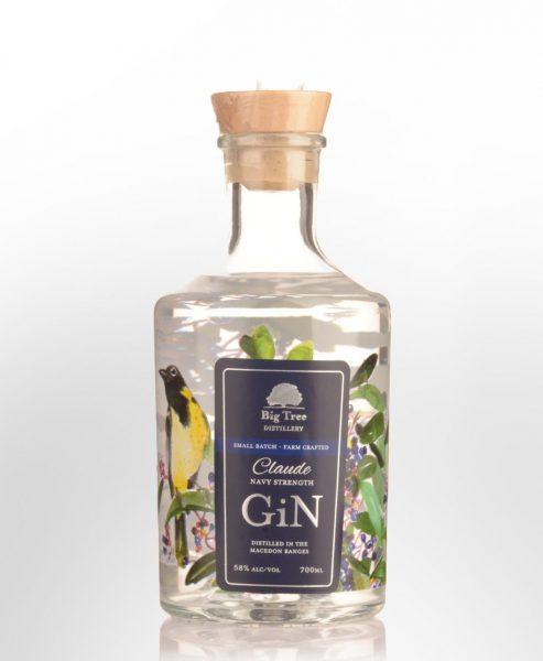 Big Tree Claude Navy Strength Gin (700ml)