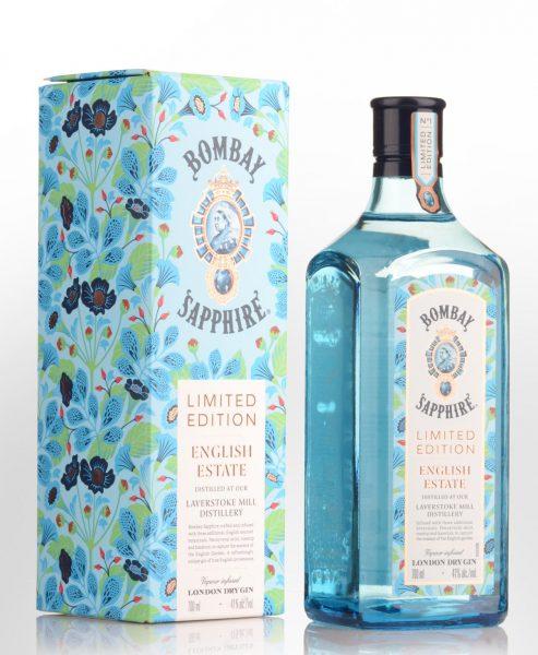 Bombay Sapphire English Estate London Dry Gin (700ml)