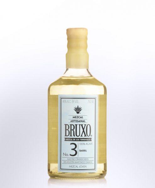 Bruxo No.3 Barril Joven Mezcal (750ml)