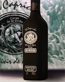 El Capricho Anejo 100% Agave Tequila (750ml) | Liquor World