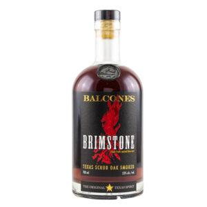 Balcones Brimstone Texas Scrub Oak Smoked Corn Whisky 700mL