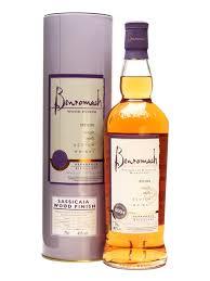 Benromach Sassicaia Wood Finish Single Malt Scotch Whisky (700ml)