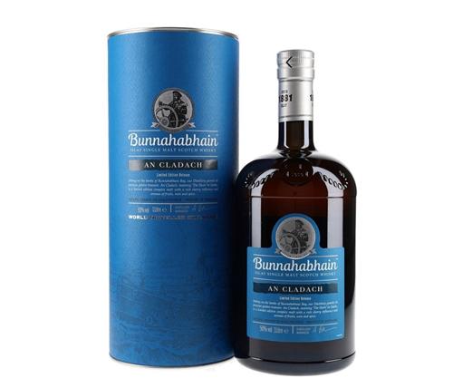 Bunnahabhain An Cladach Single Malt Scotch Whisky 1000mL