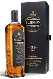 Bushmills Madeira Finish 21 Year Old Single Malt Irish Whiskey (700ml)