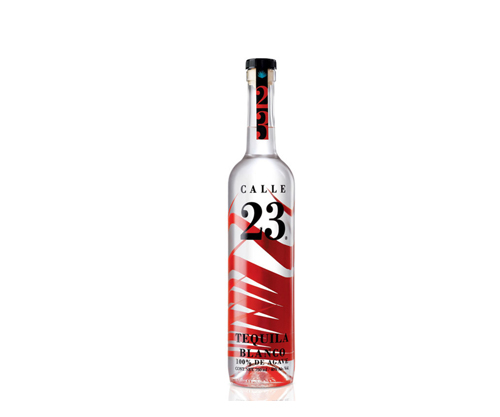 Calle 23 100% Agave Blanco Tequila 750ml