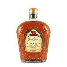 Crown Royal Northern Harvest Rye Blended Canadian Whisky (1000ml)