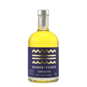 Dasher & Fisher Saffron Gin 500mL