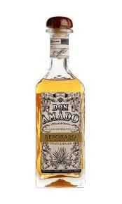 Don Amado Minero 100% Agave Espadin Reposado Mezcal (750ml)