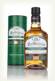 Edradour Ballechin 10 Year Old Single Malt Scotch Whisky (700ml)
