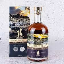 Fleurieu Distillery Ecto Gammat Cask Strength Single Malt Australian Whisky (700ml)