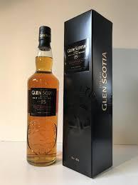 Glen Scotia 15 Year Old Single Malt Scotch Whisky (700ml)