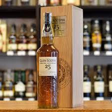 Glen Scotia 25 Year Old Single Malt Scotch Whisky (700ml)