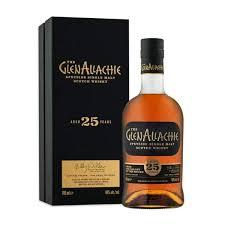 Glenallachie 25 Year Old Single Malt Scotch Whisky (700ml)