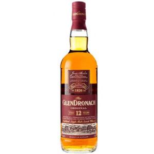Glendronach Original 12 Year Old Single Malt Scotch Whisky