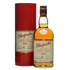 Glenfarclas 10 Year Old Single Malt Scotch Whisky (700ml)