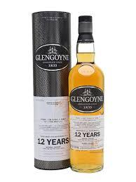 Glengoyne 12 Year Old Single Malt Scotch Whisky 700mL