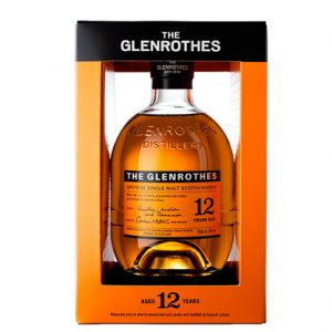 Glenrothes 12 Year Old Single Malt Scotch Whisky 700ml