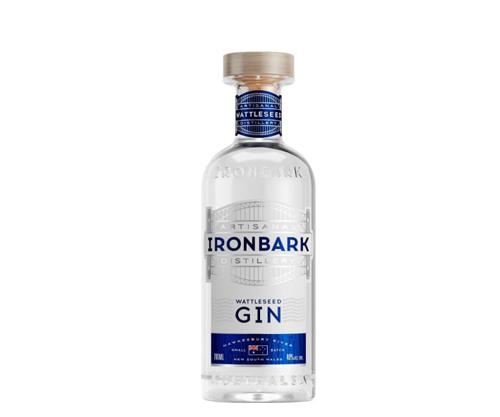 Ironbark Distillery Dry Wattleseed Gin 750ml