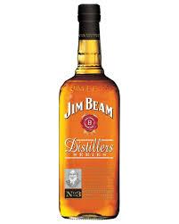 Jim Beam Distillers Series No.3 Bourbon Whiskey (700ml)
