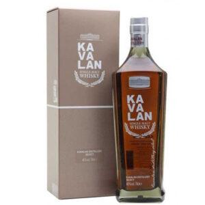 Kavalan Distillery Select Single Malt Taiwanese Whisky 700mL