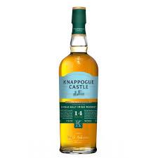 Knappogue Castle 14 Year Old Single Malt Irish Whisky (700ml)