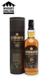 Knockando Slow Matured 18 Year Old Single Malt Scotch Whisky (700ml)