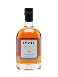 Koval Single Barrel Four Grain Whiskey 500mL