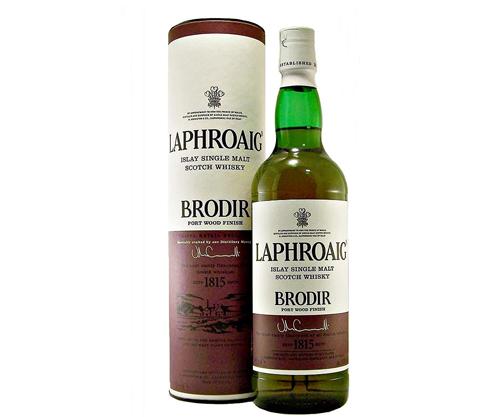 Laphroaig Brodir Port Wood Finish Single Malt Scotch Whisky