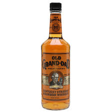 Old Grand Dad 86 Proof Bourbon Whiskey (700ml)
