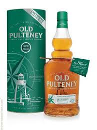 Old Pulteney Dunnet Head Single Malt Scotch Whisky (1000ml)