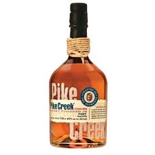 Pike Creek Double Barrelled Small Batch Blended Canadian Whiskey (750ml)