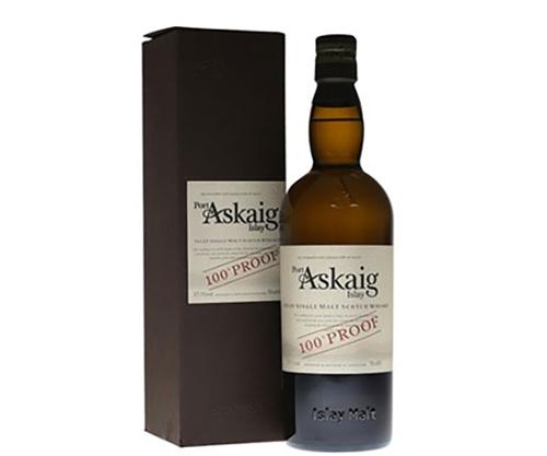 Port Askaig 100 Proof Cask Strength Single Malt Scotch Whisky 700mL