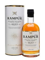 Rampur Vintage Select Casks Indian Single Malt Whisky 700mL