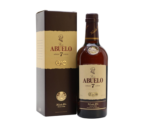 Ron Abuelo 7 Year Old Rum 700ml