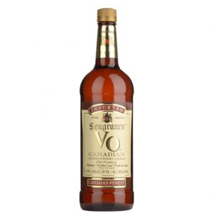 Seagrams V O Blended Canadian Whisky 1000ml