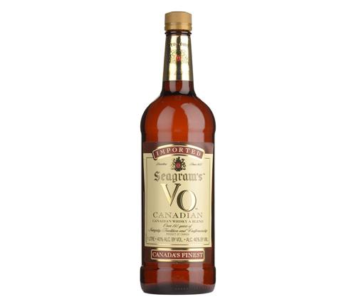 Seagrams V O Blended Canadian Whisky 1000ml