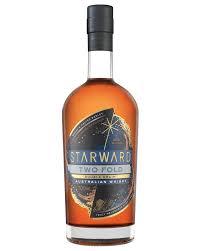 Starward Two-Fold Double Grain Australian Whisky 700mL