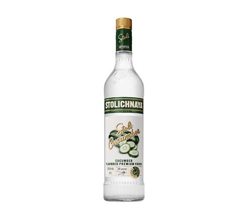Stolichnaya Stoli Cucumber Vodka 700ml