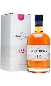 Strathisla 12 Year Old Single Malt Scotch Whisky (700ml)