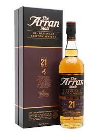 The Arran 21 Year Old Single Malt Scotch Whisky (700ml)